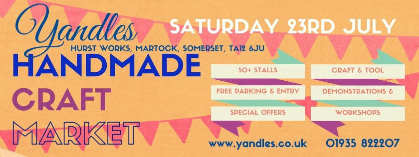 Yandles Handmade market