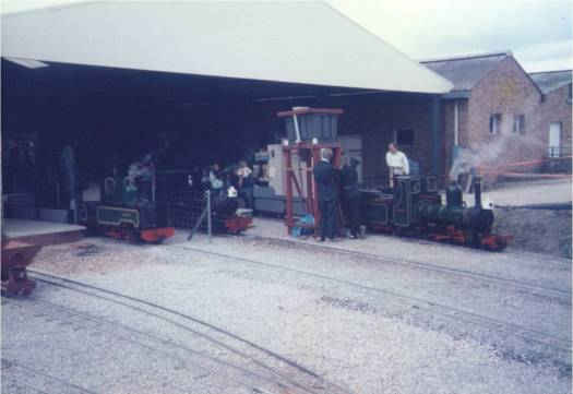 First train 26 July 86