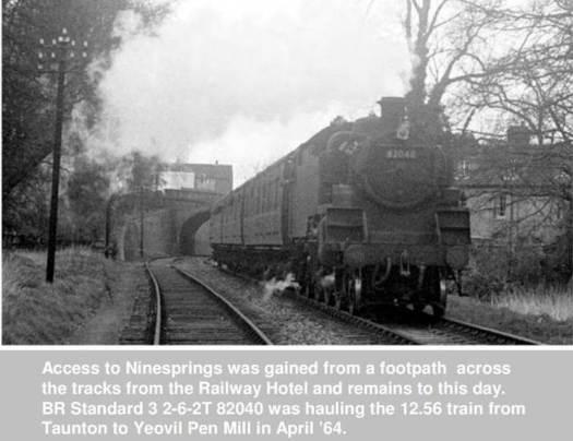 Hendford Line