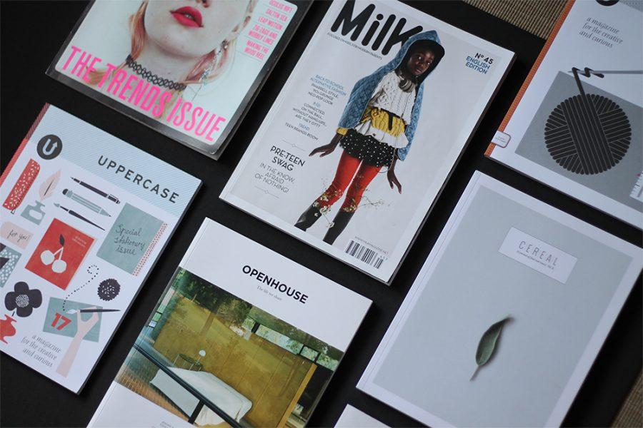 Diseño editorial que enamora: mis revistas favoritas