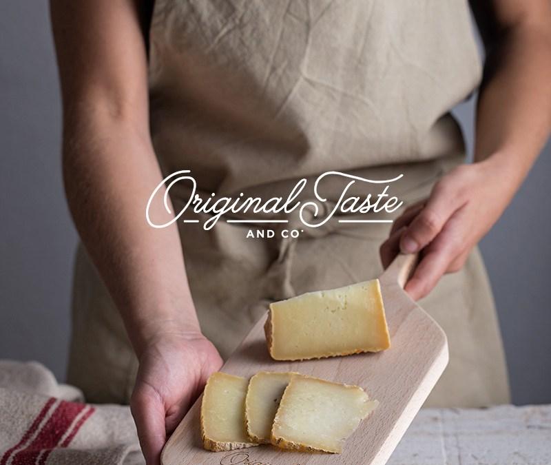 Branding para Original Taste & Co.
