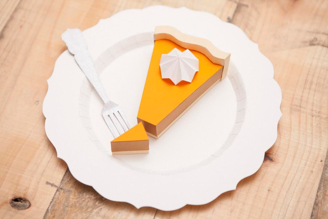 Paper-Art-LittleRayofSunflower-pie