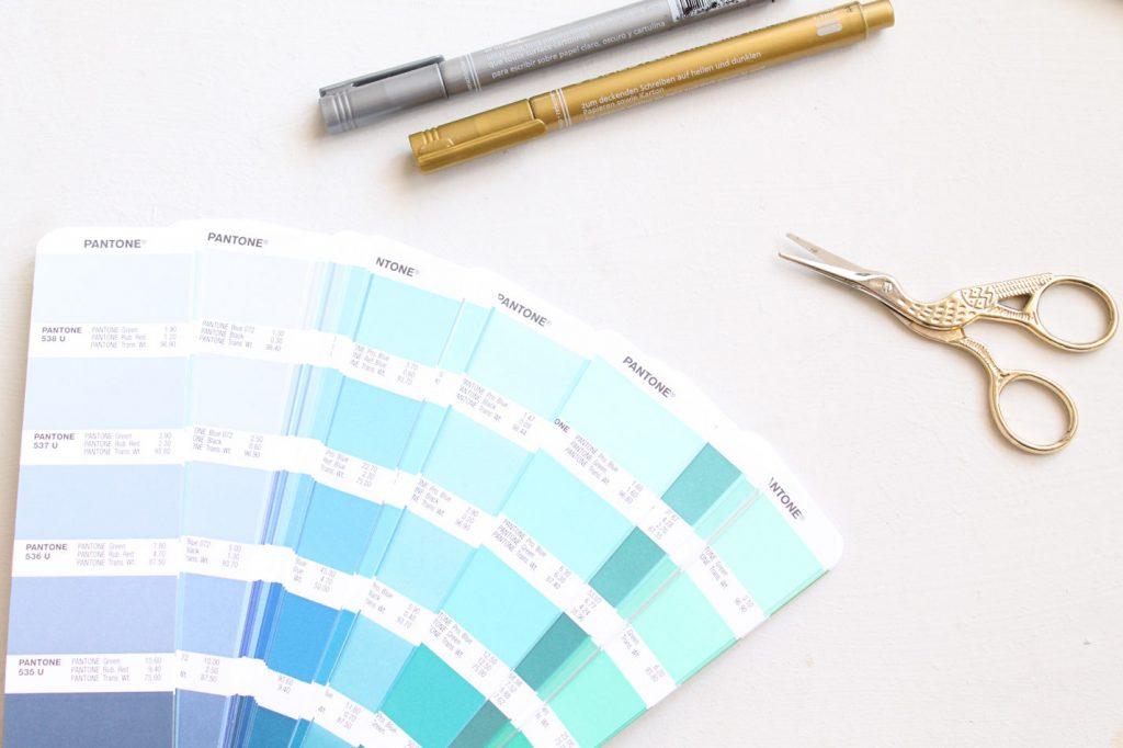 Una Brand Stylist te ayuda a definir los colores que mejor representan tu marca.