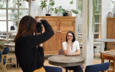 ¿Conoces los beneficios que la fotografía profesional aporta a tu marca?