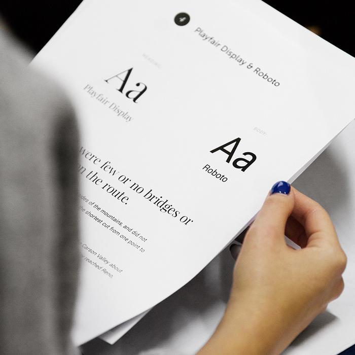 Aprende a diseñar tu marca como un experto