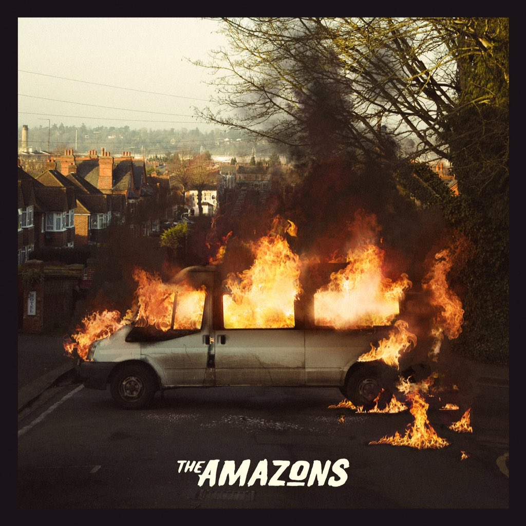 Image result for the amazons album cover