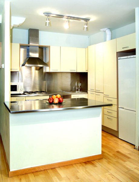 38 Idea Dekorasi Dapur Untuk Apartment Dan Kondominium Yang Kecil Dan Comel