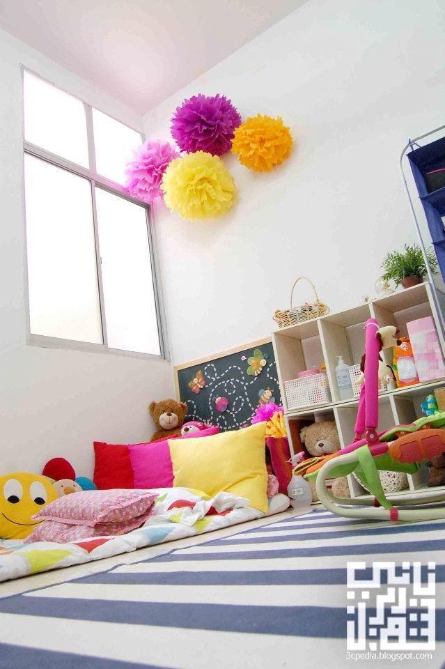 pernah belajar bidang senibina dorong pasangan ini buat dekorasi sendiri untuk rumah. Black Bedroom Furniture Sets. Home Design Ideas