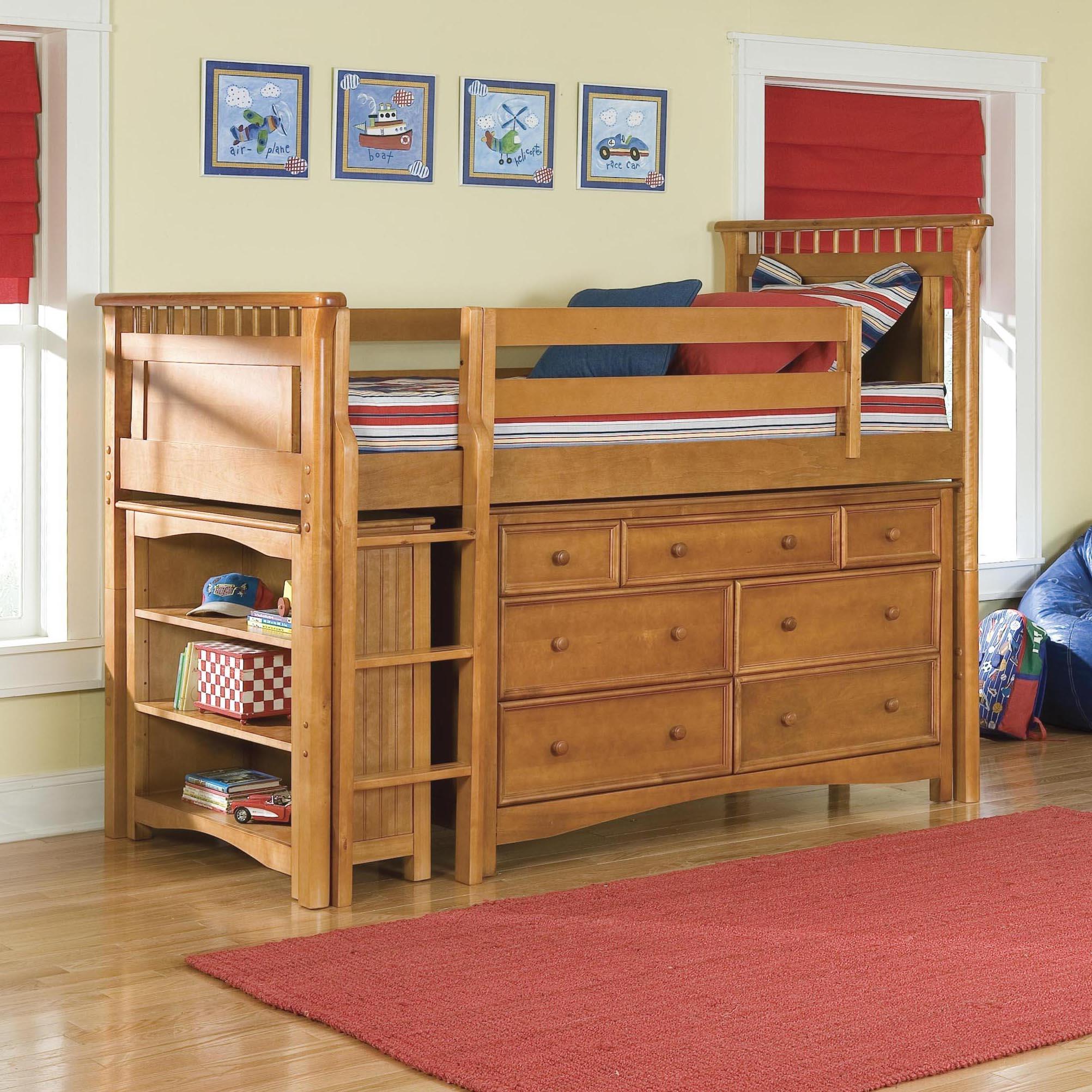 30 Idea Bilik Kecil Guna Katil Loft Untuk Tampil Luas Dan