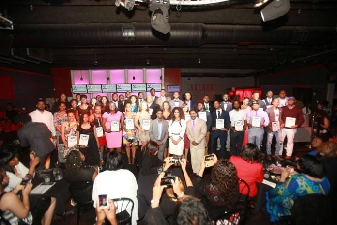 Past winners of Black 40 Under 40 in Nashville, TN (Courtesy Photo)