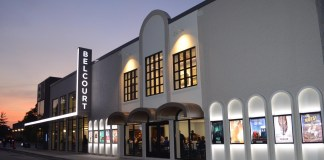 The Belcourt Theatre (Photo by: facebook.com/BelcourtTheatre)
