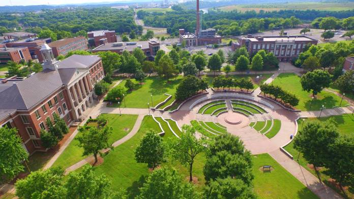 Tennessee State University (Photo by: tnstate.edu)