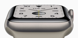 Apple Watch Series 5 (Image: Apple)