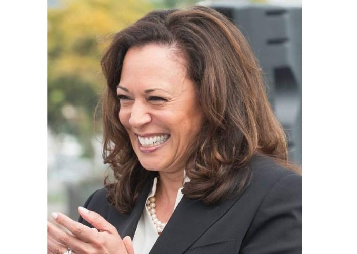 Democratic Vice President Nominee Kamala Harris (Photo by: facebook.com/SenatorKamalaHarris)