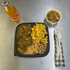 One of The Pepper Pott's meals. (Courtesy Photo)