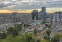 Tennessee State Capitol, Nashville, Tennessee (Photo by: Christopher Boswell | stock.adobe.com)