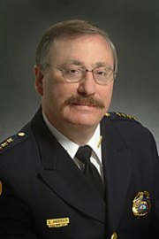 MNPD Police Chief Chief Steven Anderson (Photo by: nashville.gov)
