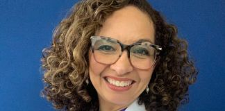 Dr. Laila Hishaw hopes to double to number of black dentists through her Diversity in Dentistry Mentoring Program. (Courtesy of Diversity in Dentistry)