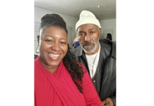 Thometta Cozart, a professional advocate for health equity, got a strong dose of reality when her father had a stroke and then a seizure. (Courtesy Photo)