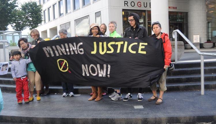 mining justice