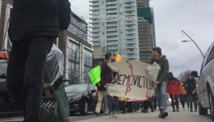 190710 PHIPPS – Marching through Metrotown on the intl day of action against evictions_April62019.jpg large