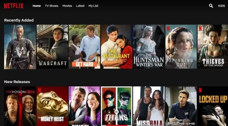 Netflix and SurfsharkVPN