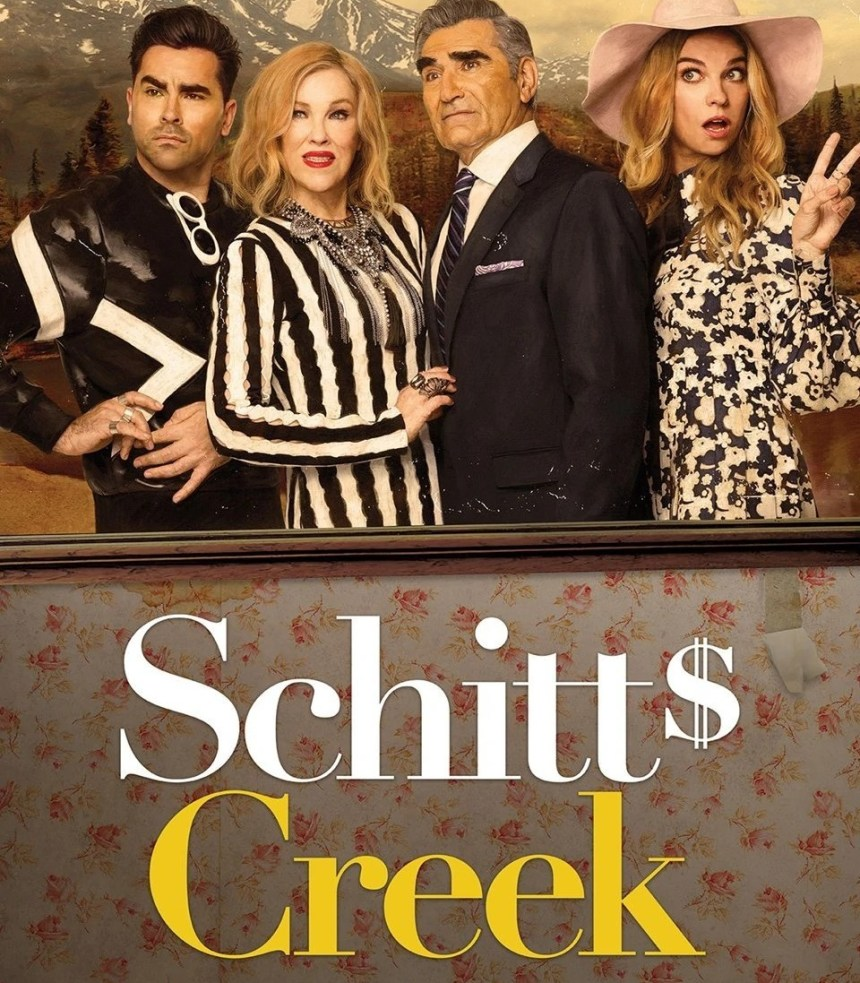 schitts creek netflix