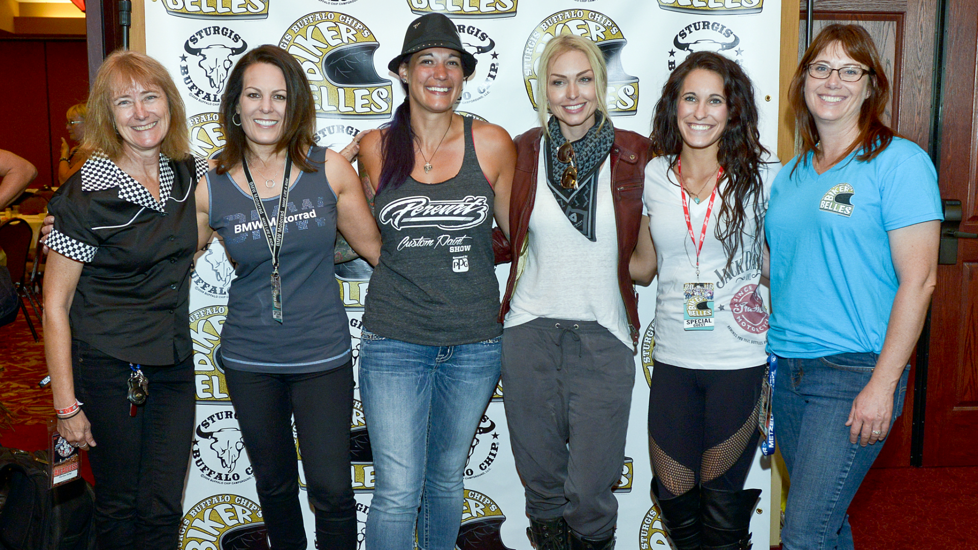 Sturgis Buffalo Chips 2017 Biker Belles Welcomes All To -1420