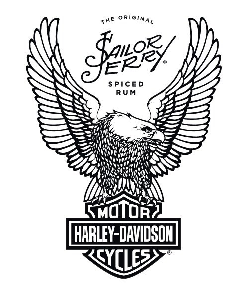"Calling All Artists: Sailor Jerry Spiced Rum Is Giving You The Chance To Customize A Harley-Davidson Motorcycle Through The ""My Work Speaks For Itself"" Contest"