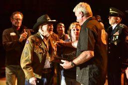 Bob Hanson 2016 Main Stage Ceremony