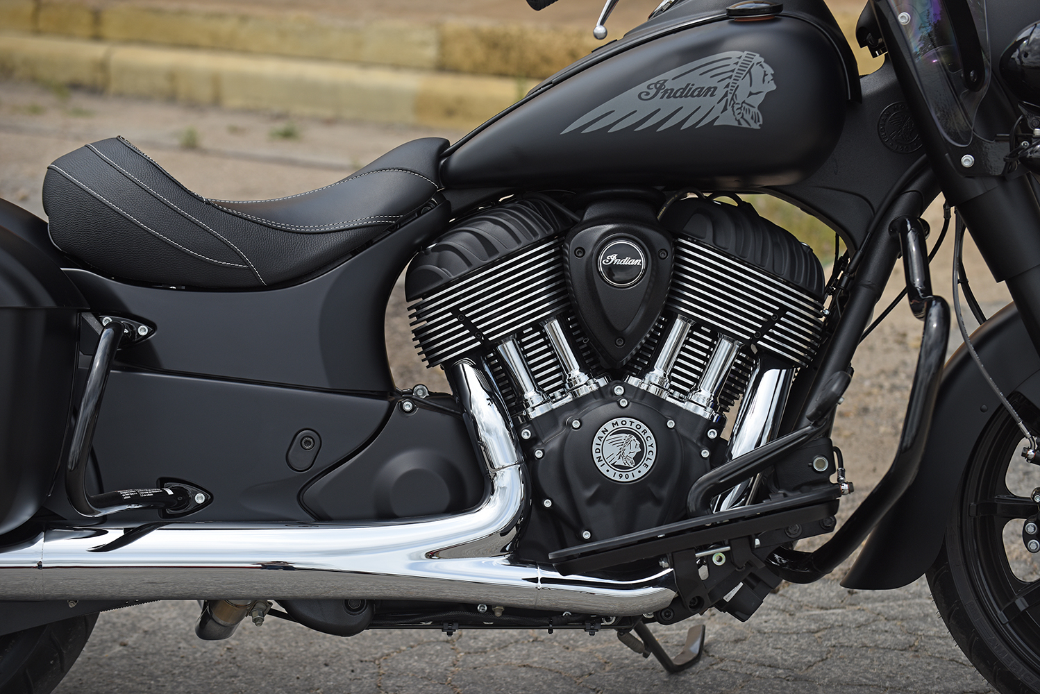 Indian Motorcycle Introduces Roadmaster Elite
