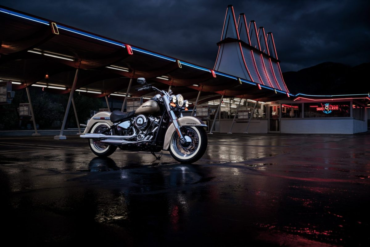 NEW CHASSIS, ENGINE & DESIGN: HARLEY-DAVIDSON INTRODUCES NEXT CUSTOM REVOLUTION WITH EIGHT NEW ICONIC SOFTAIL MOTORCYCLES