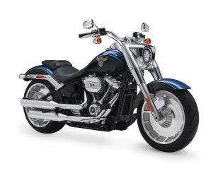 2018 FLFBS ANV Fat Boy 114 Anniversary. Softail.