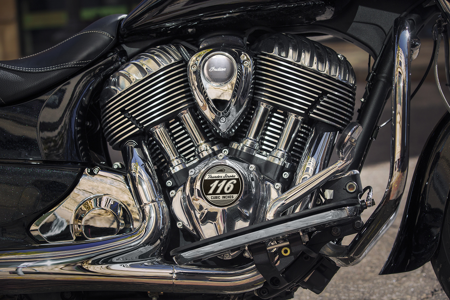 Indian Motorcycle Takes The Thunder Stroke 111 To Another Level With New 116-Cubic -3166