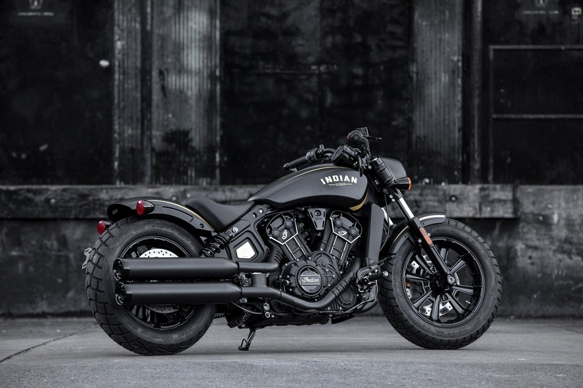 JACK DANIEL'S® LIMITED EDITION INDIAN® SCOUT® BOBBER SELLS OUT IN LESS THAN 10 MINUTES
