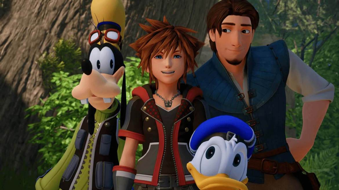 Exclusive: 'Kingdom Hearts' Television Series in the Works at Disney+