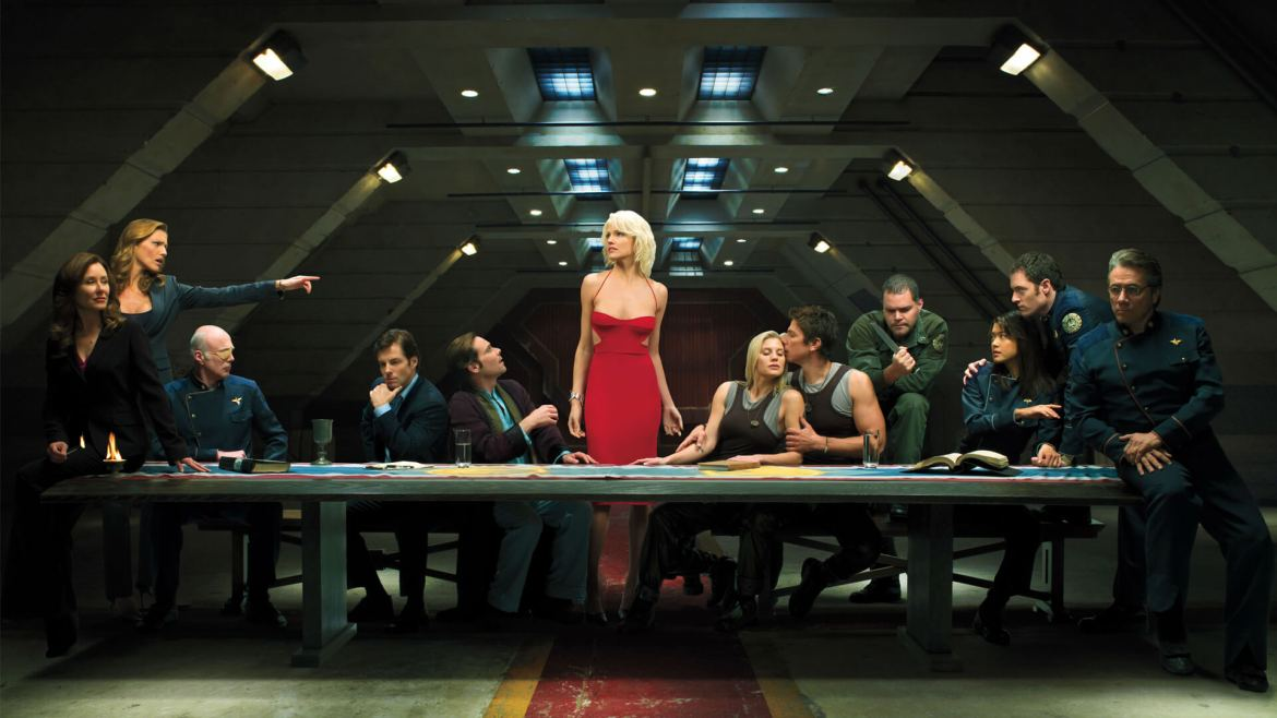 'Battlestar Galactica' Peacock Series Details Reveal Potential Casting And General Plot Info