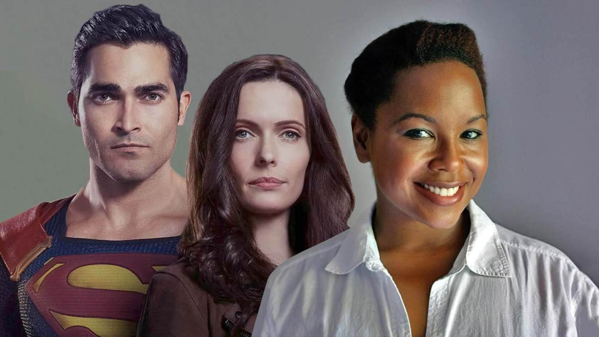 Exclusive Interview With Nadria Tucker; Superman & Lois, Sexism & Racism Allegations