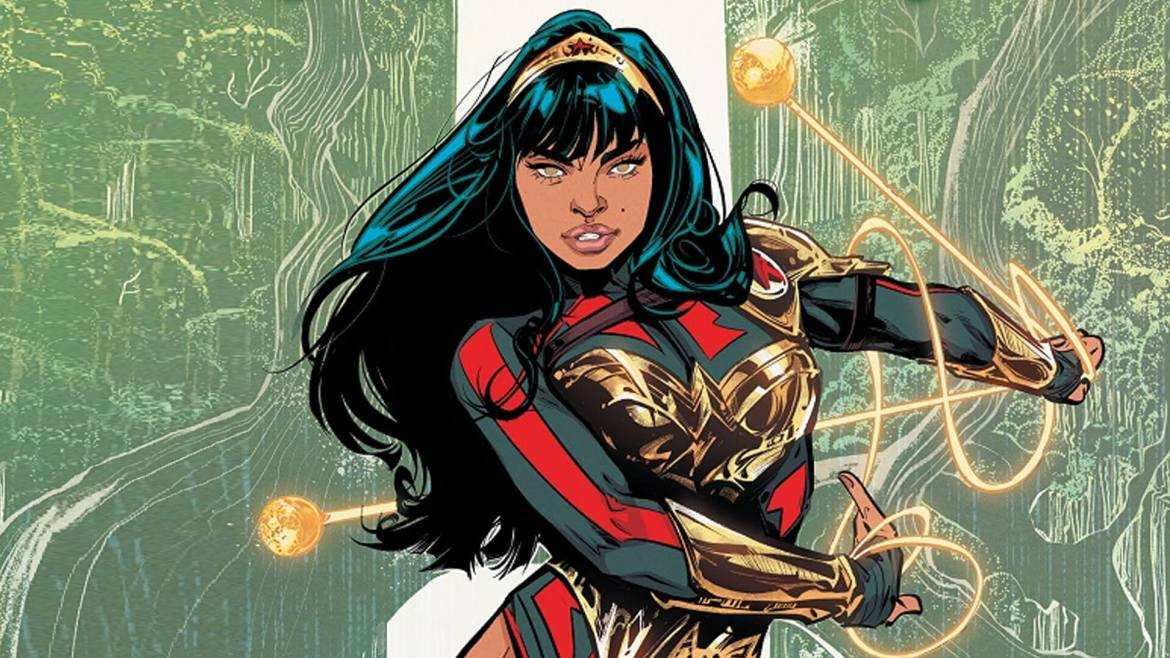 Yara Flor 'Wonder Girl' Series in the Works at the CW