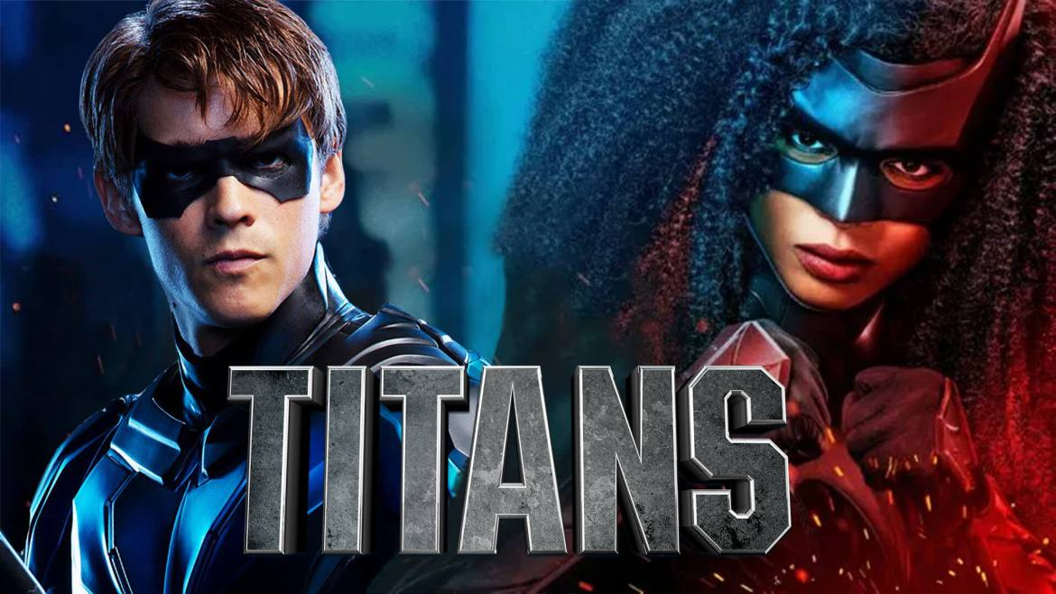 'Batwoman' Star Javicia Leslie Spotted on 'Titans' Set