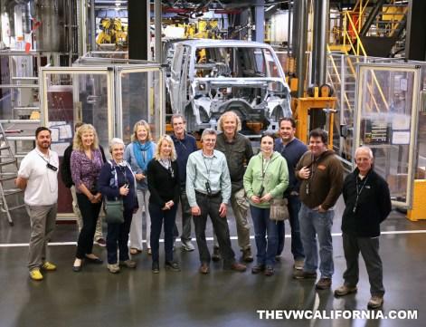 Hanover Factory Tour