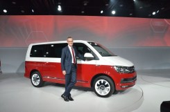 Volkswagen T6 Launch Photo