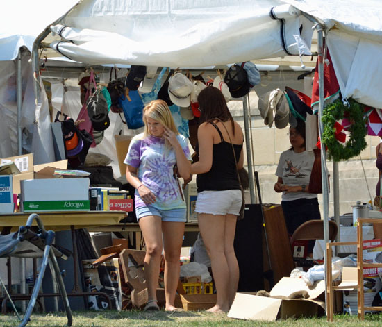 Church Rummage Sales This Weekend: 127, Lincoln Hwy Yard Sales Back Together « The VW Independent