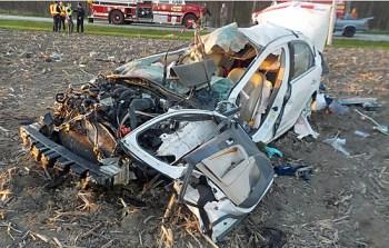 Ohio Car Crash Today