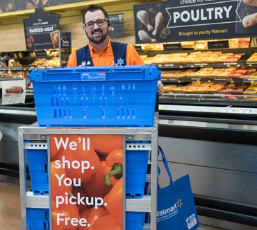 Walmart rolls out grocery pick-up service « The VW independent