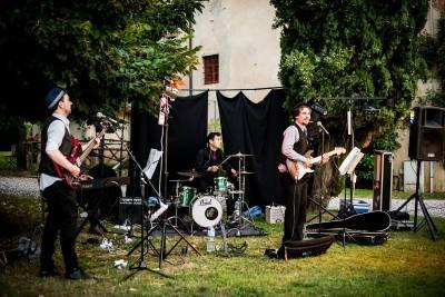 Italian Wedding Band
