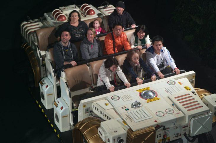 Dinosaur Ride at Animal Kingdom Disney World
