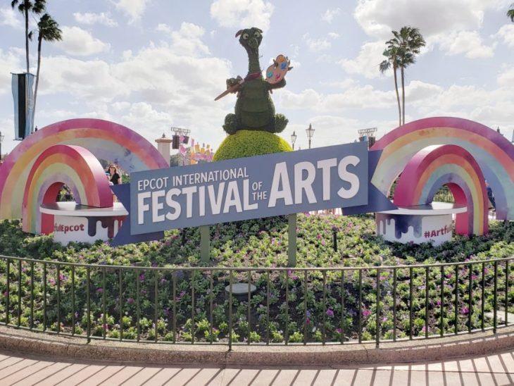Epcot Festival of the Arts 2020