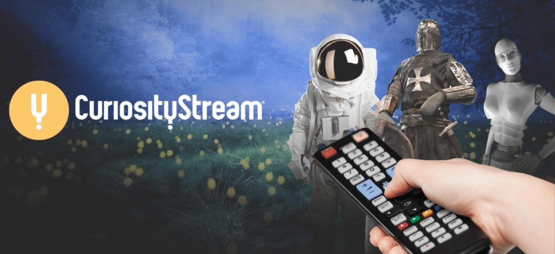 Curiosity Stream Documentaries for your Homeschool