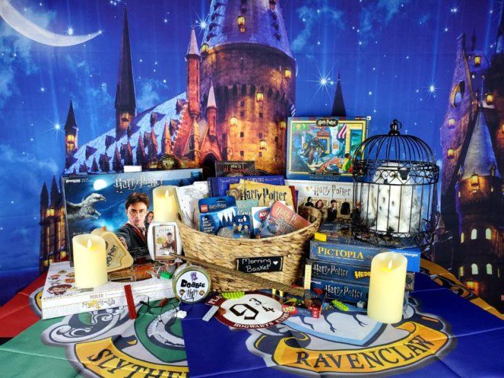 Harry Potter Morning Basket